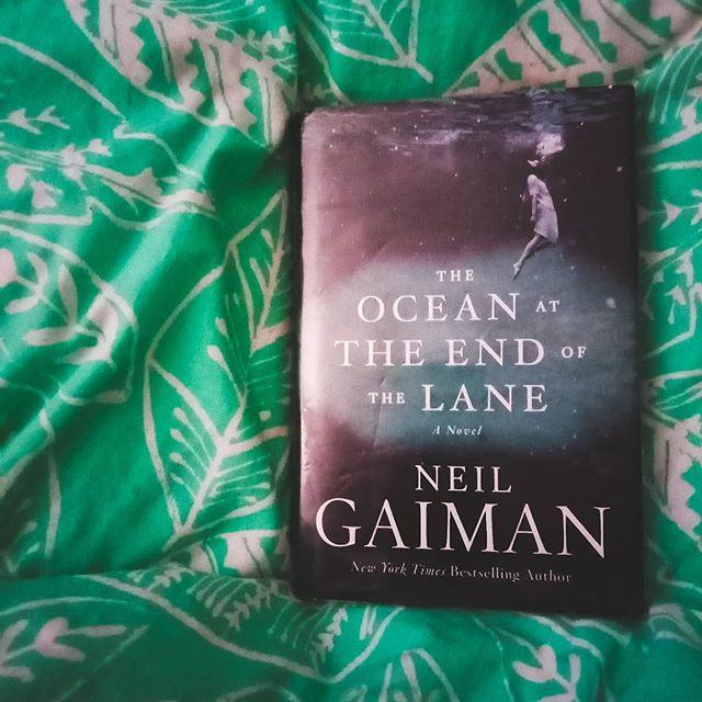 About to start reading The Ocean At The End Of The Lane by Neil Gaiman. . . . #bookstagram #currentlyreading #amreading #bookworm #books #theoceanattheendofthelane