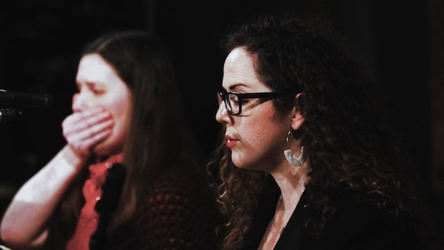 Master of Disguises  by Katherine Young with soprano Stephanie Aston .