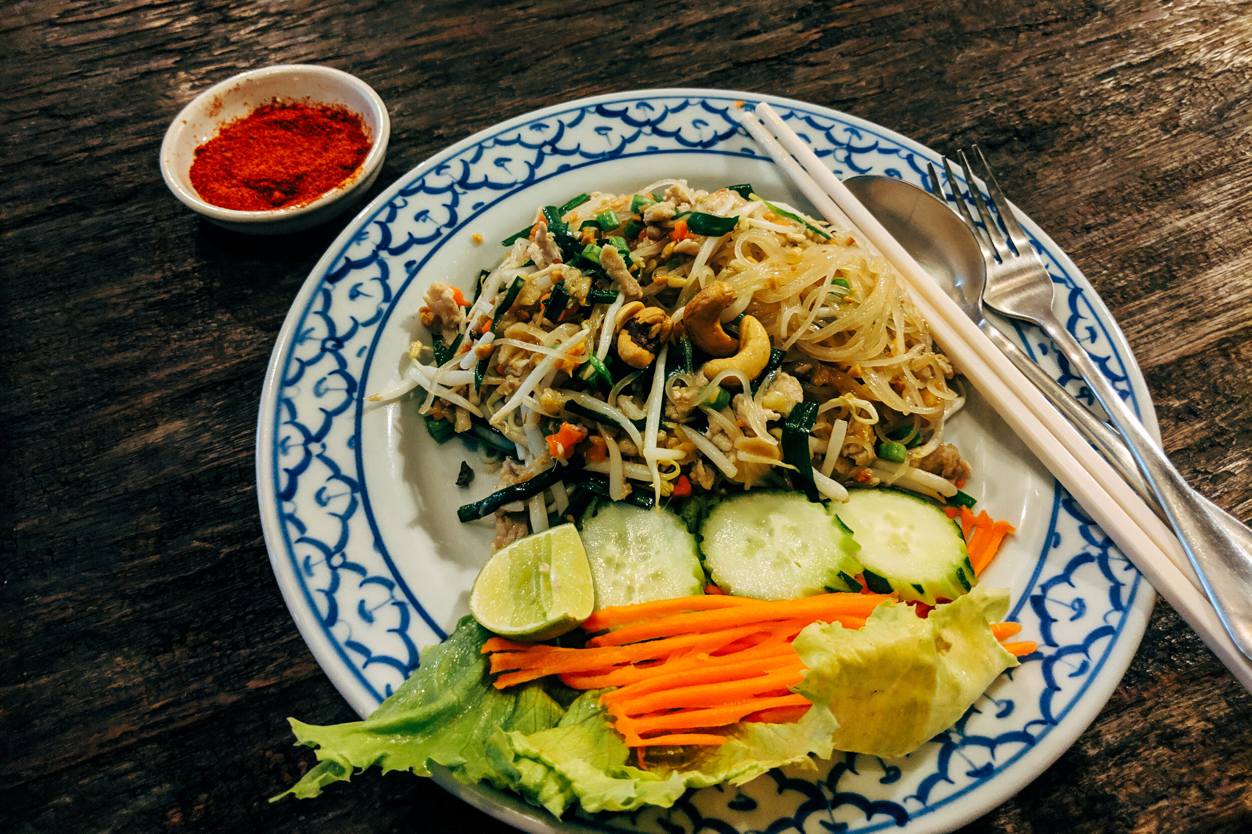 Is Pad Thai Healthy? (3 Tips For Weight Loss)