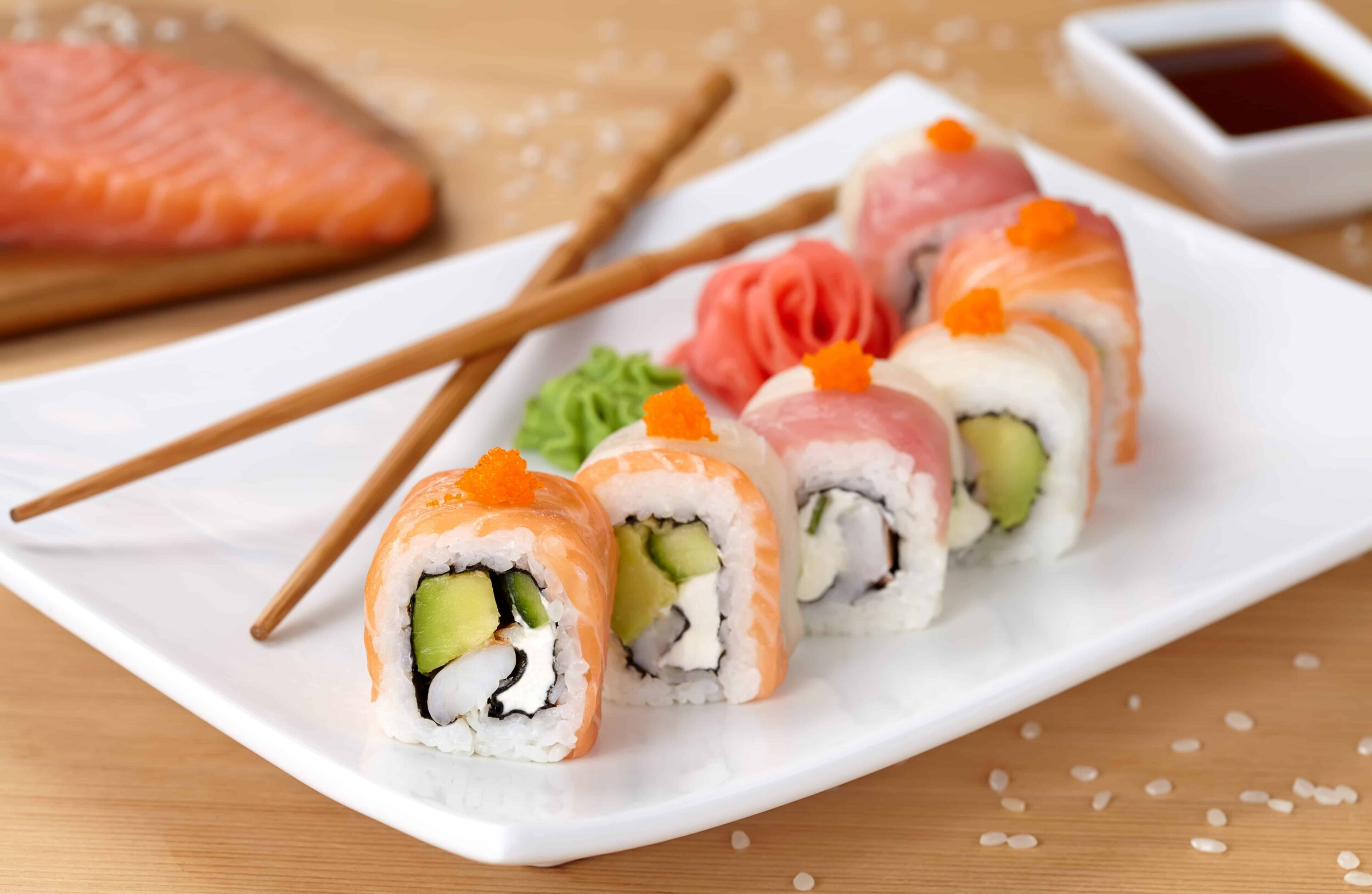 Are Sushi Rolls Good For Weight Loss (11 Sushi Rolls For Weight Loss)
