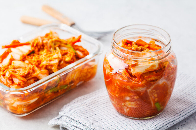 kimchi slimming)