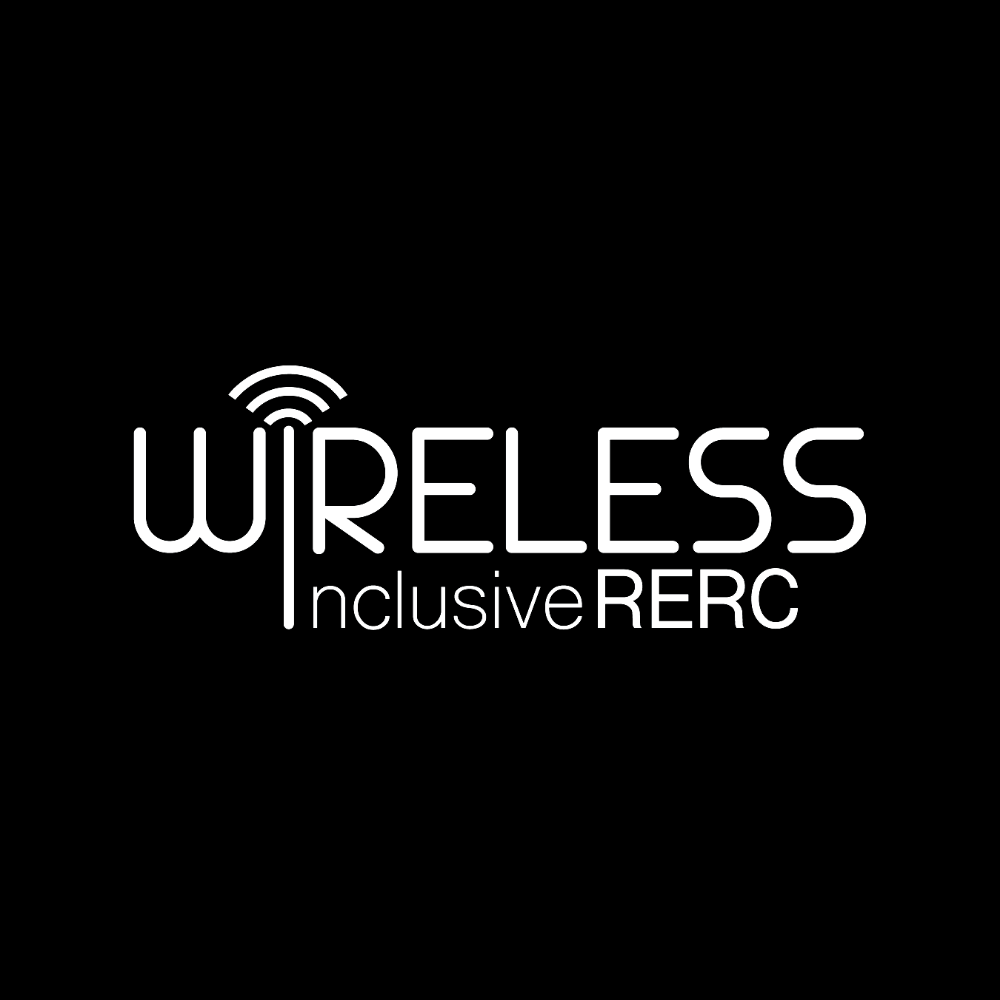 Copy of Rehabilitation Engineering Research Center for WirelessInclusiveTechnologies