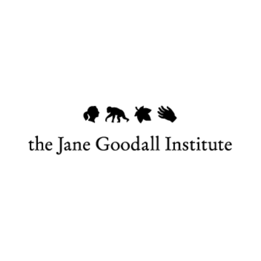 jane goodall institute logo