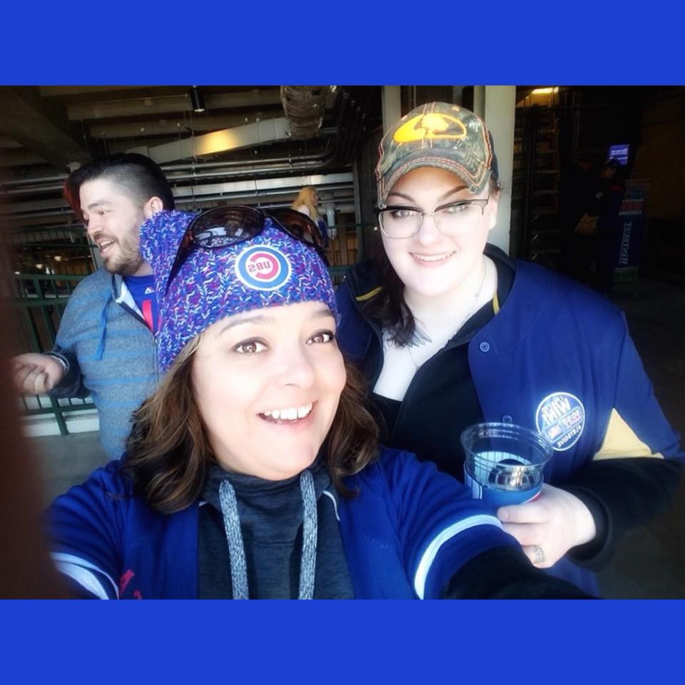 Brewers vs Cubs- April 29th 2018 @ Wrigley Field