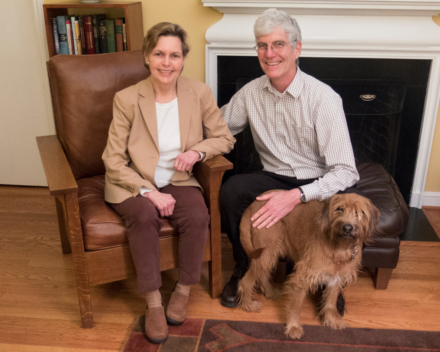 Kathy and her husband, Michael Costanzo have lived in Charlottesville for 32 years. Beloved dog, Orion, has been a family member for 6 years.