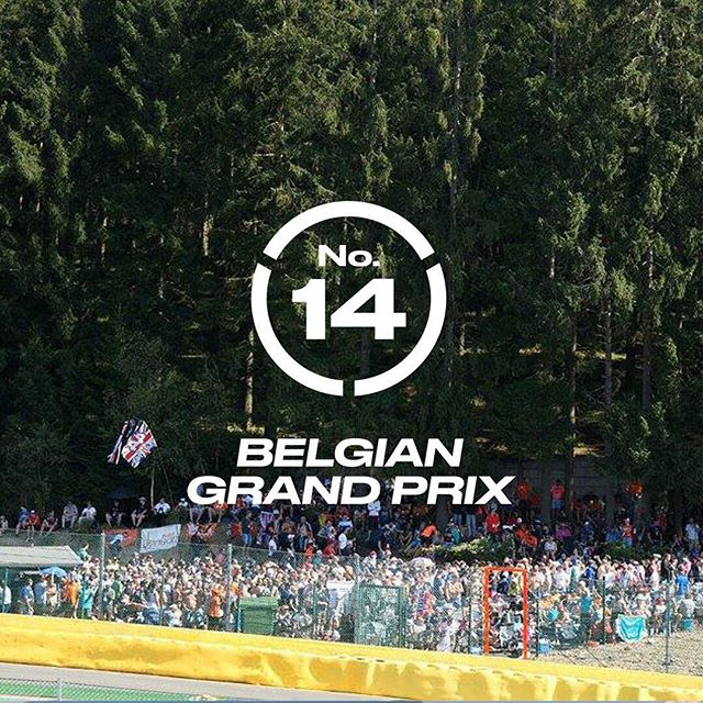 Spa ranks No. 14 on the Rev Race Weekend Index. Here's why... ⠀⠀⠀⠀⠀⠀⠀⠀⠀ Originally designed in 1921 by Jules de Their and Henri Langlois Van Ophem (not Herman Tilke!), Circuit de Spa-Francorchamps slices through the Ardennes Forest. It boasts one of the most epic turns in all of motorsport: Eau Rouge – Raidillon. Find a seat with a view of this section, and you will be treated to high-speed action from start to finish. ⠀⠀⠀⠀⠀⠀⠀⠀⠀ Unfortunately, the weather can be all over the place, and trackside festivities leave us wanting more. We see some opportunity for improvement this season. ⠀⠀⠀⠀⠀⠀⠀⠀⠀ #WeHeartF1 #TheRevJournal #belgiangp #formulaone #spafrancorchamps #f1circuit #f12019 #grandprix #f1news #formule1 #formulauno #f1 #gp #letsgo #motorsport #f1fans #visitbelgium
