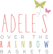 Adele's Over The Rainbow Baskets