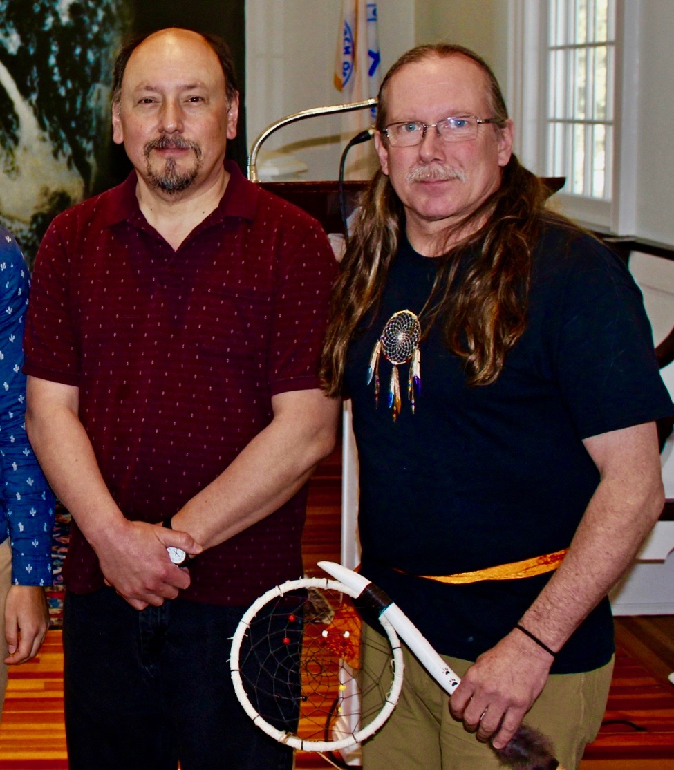 Virtual Partner - Collaborator  Alan Brant - Mohawk Elder, CANADA