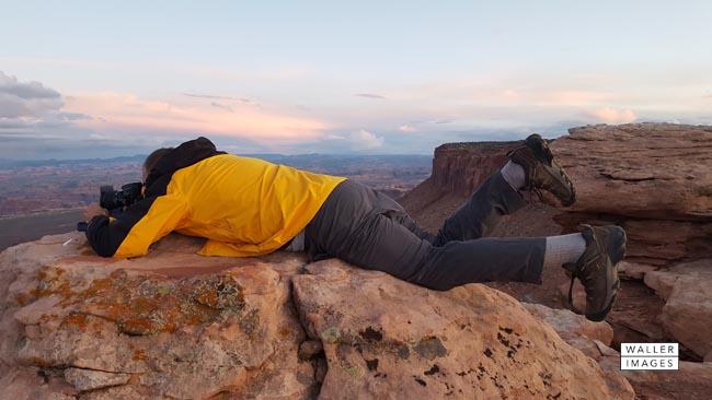 Photo by Amy Waller.  Canyonlands Nat. Park, Utah, USA