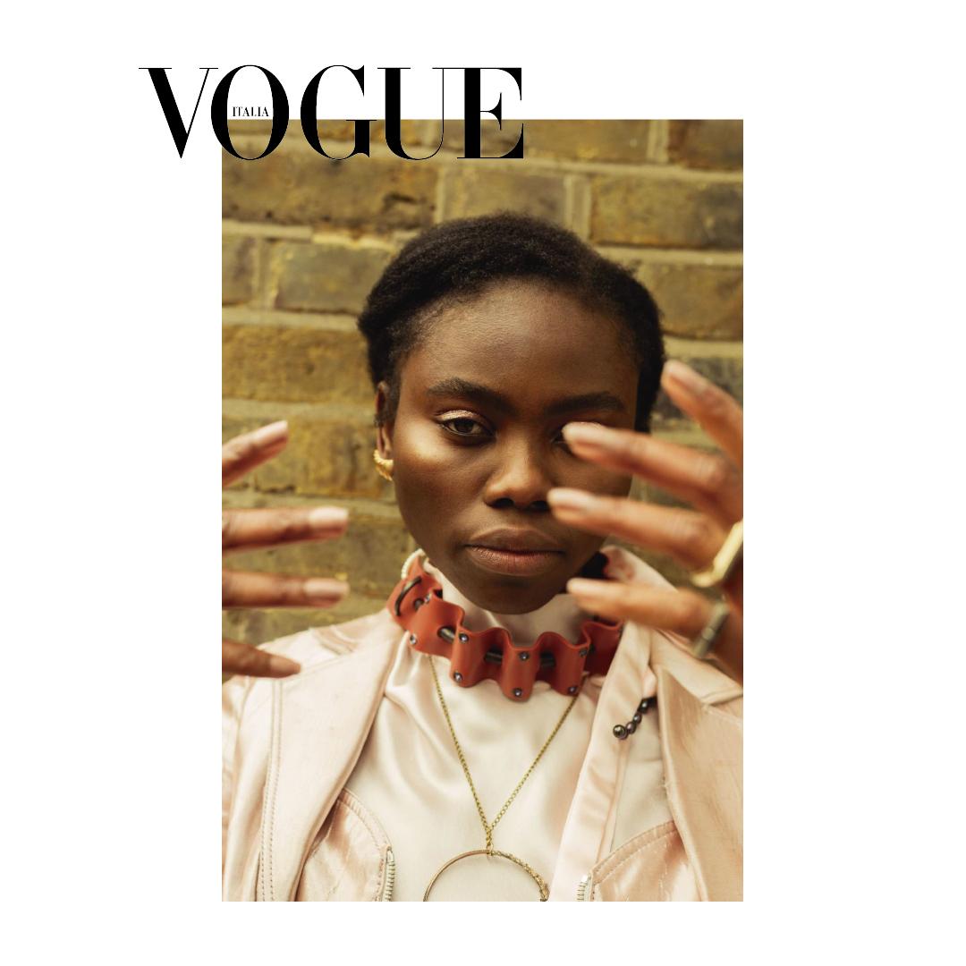 Vogue Italia - April 2018
