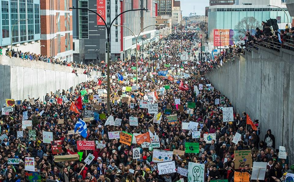 Youth know the truth. - That the climate crisis will threaten the lives of hundreds of millions of people.That we are at a crossroads in the history of humanity, and the action we do or don't take will determine the future of civilization.That we need widespread, systemic change, and that we need it now.