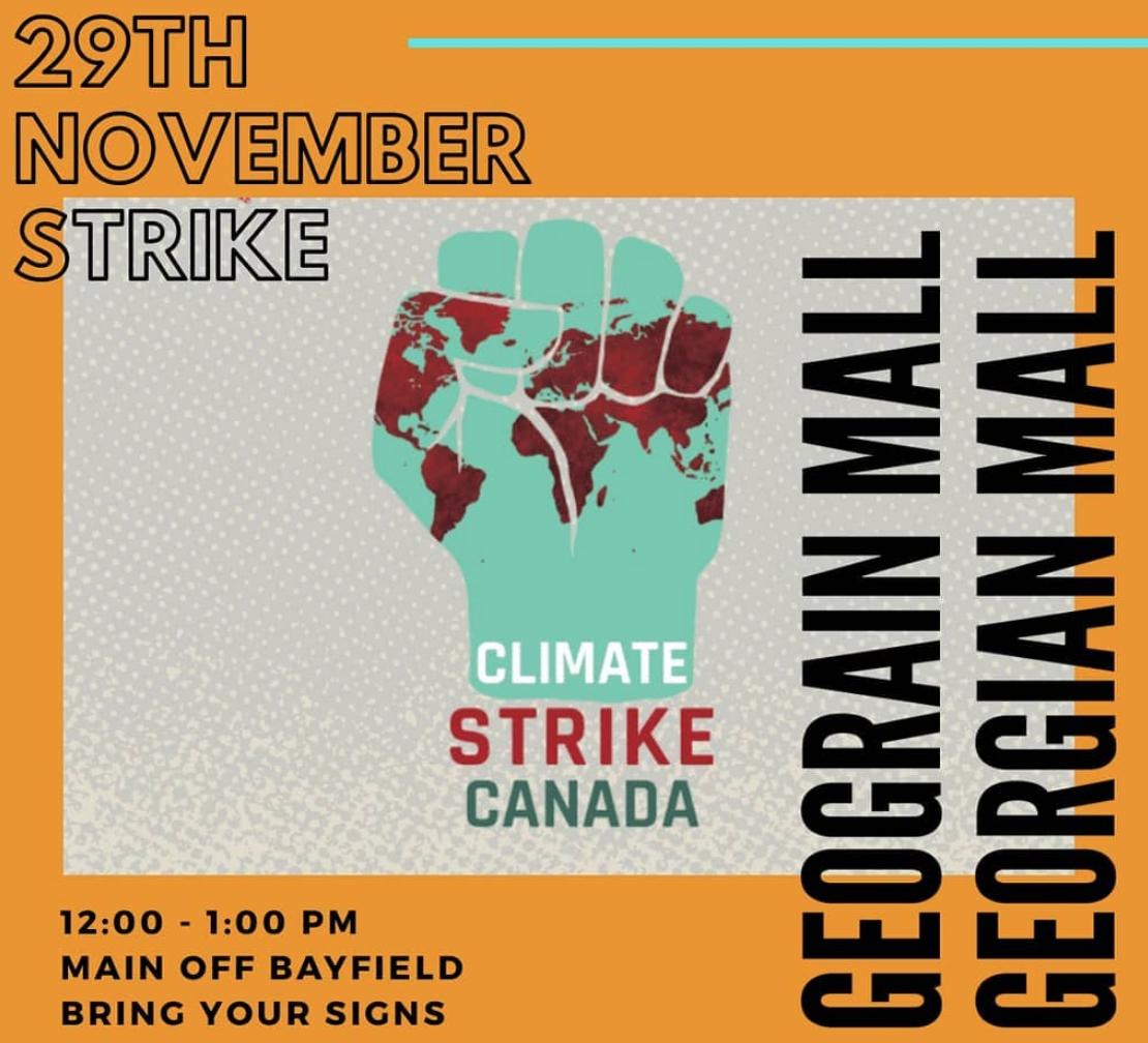 Home — Climate Strike Canada / Grève pour le climat