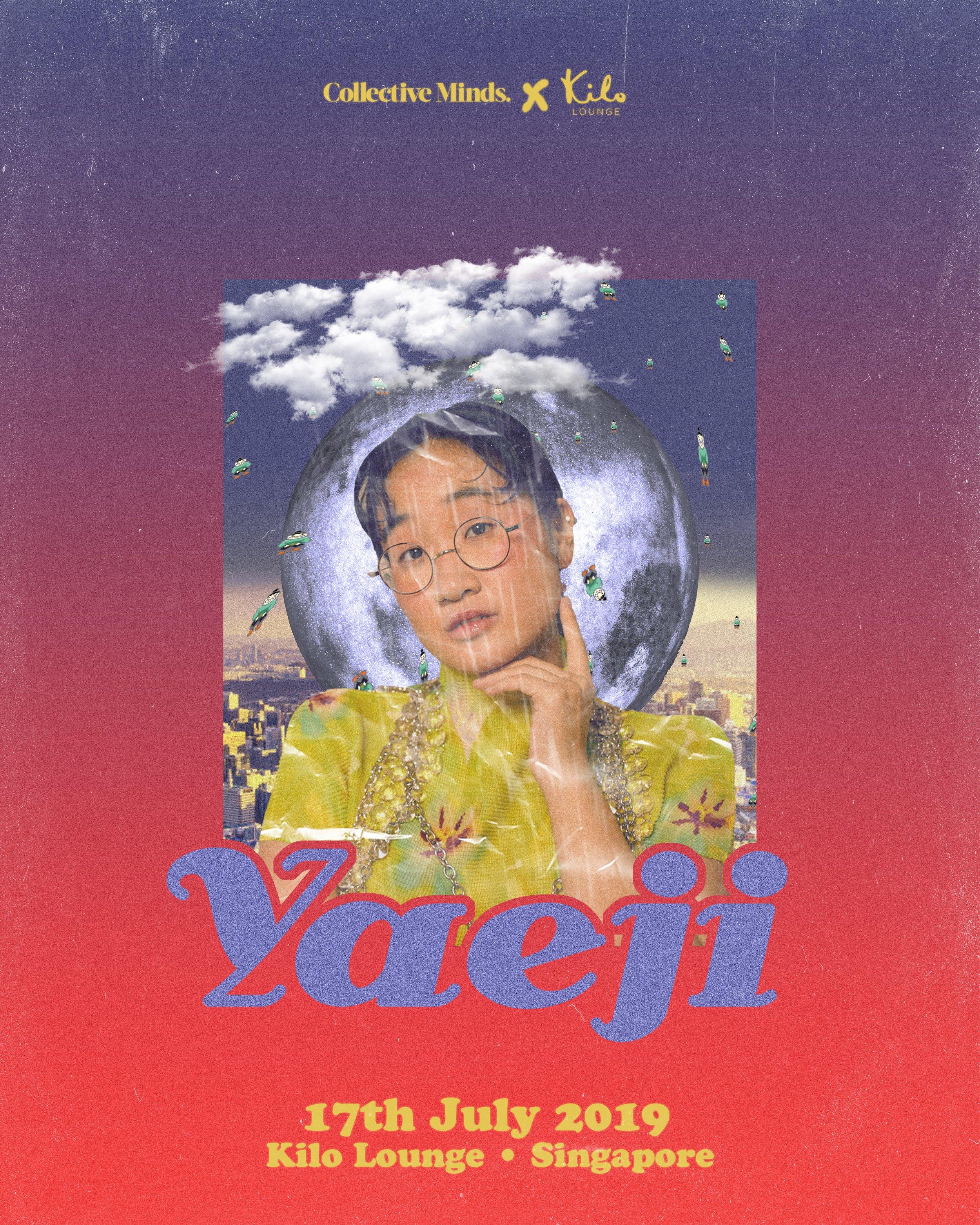 Yaeji SG Tour