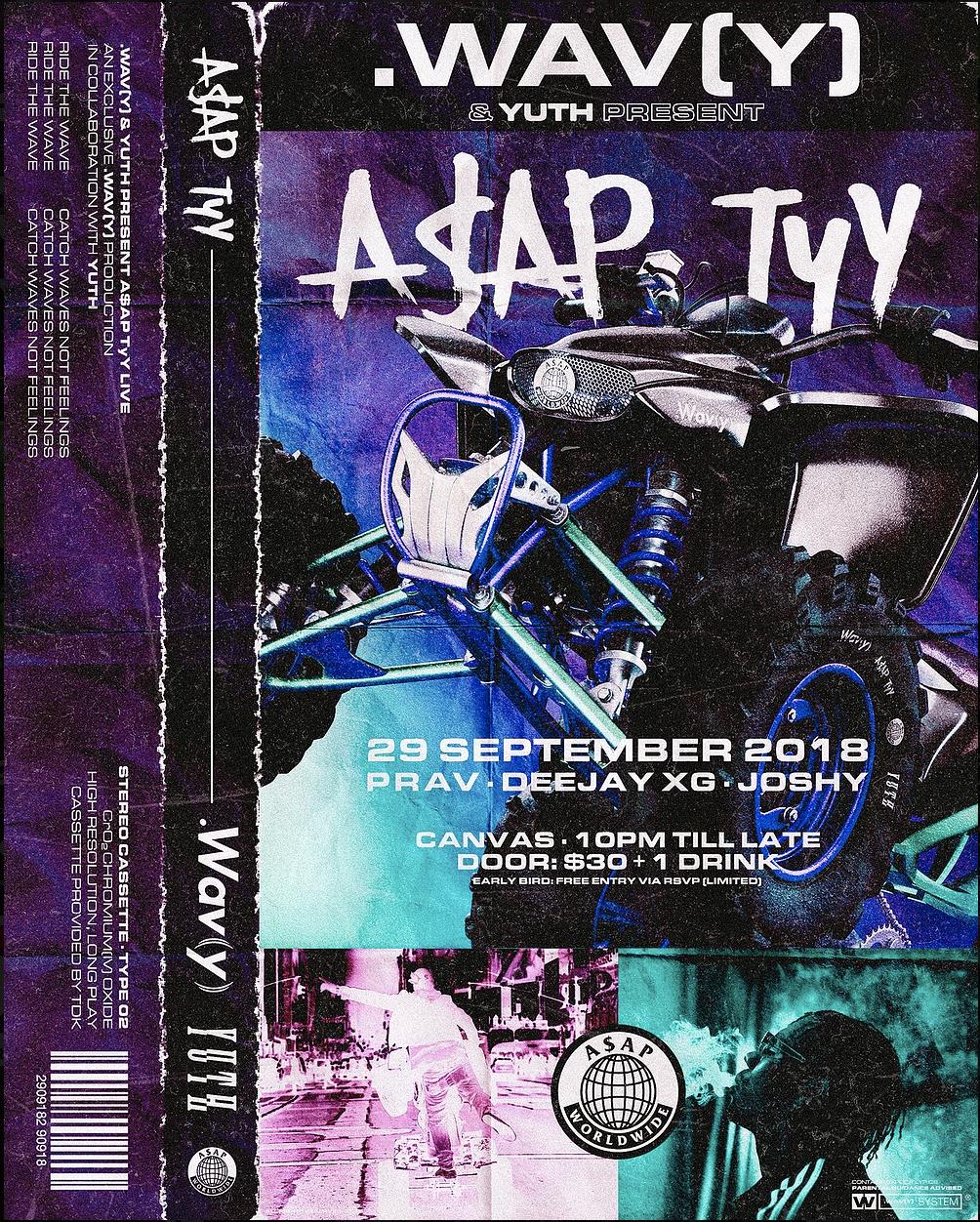 A$AP TyY X YUTH & .WAV(Y)