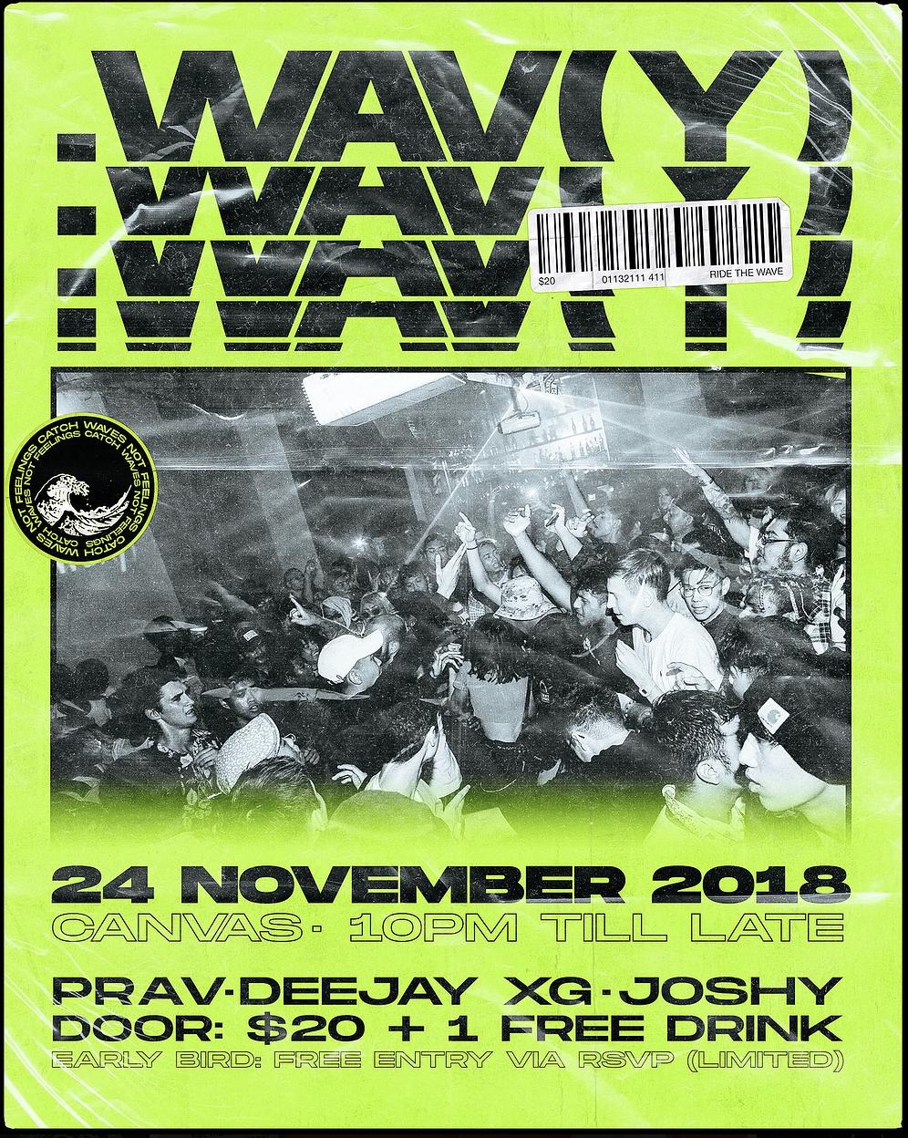 .WAV(Y) NOVEMBER 2018