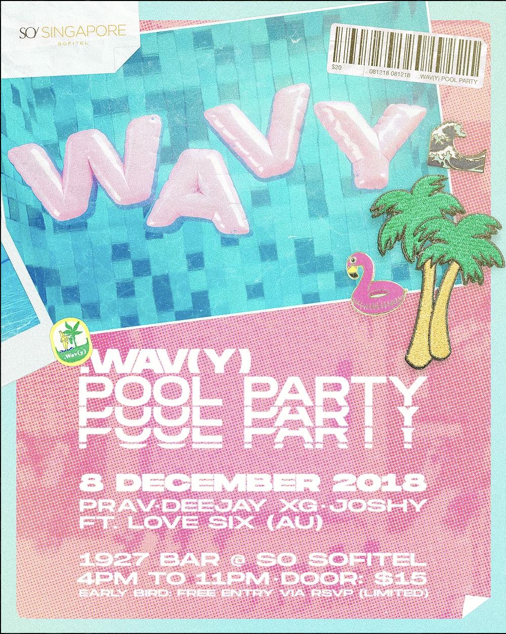.WAV(Y) POOL PARTY