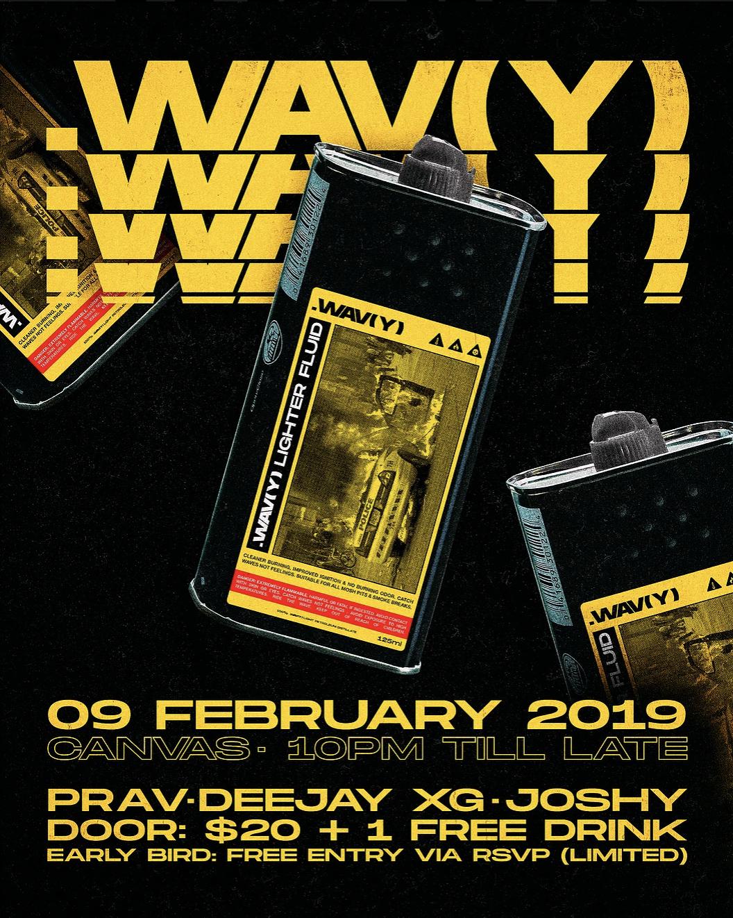 .WAV(Y) FEBRUARY 2019