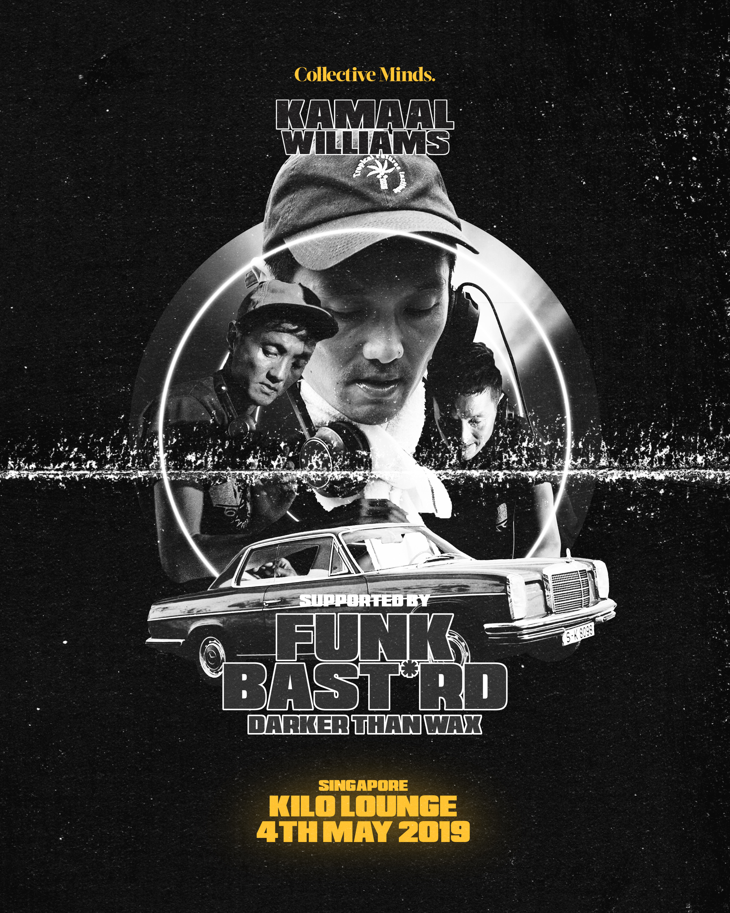 Funk Bastard Opening Act