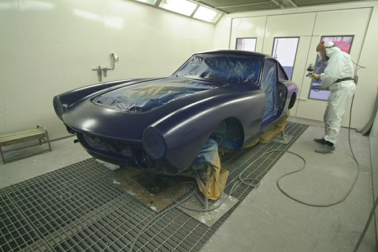41Ferrari paint work.JPG