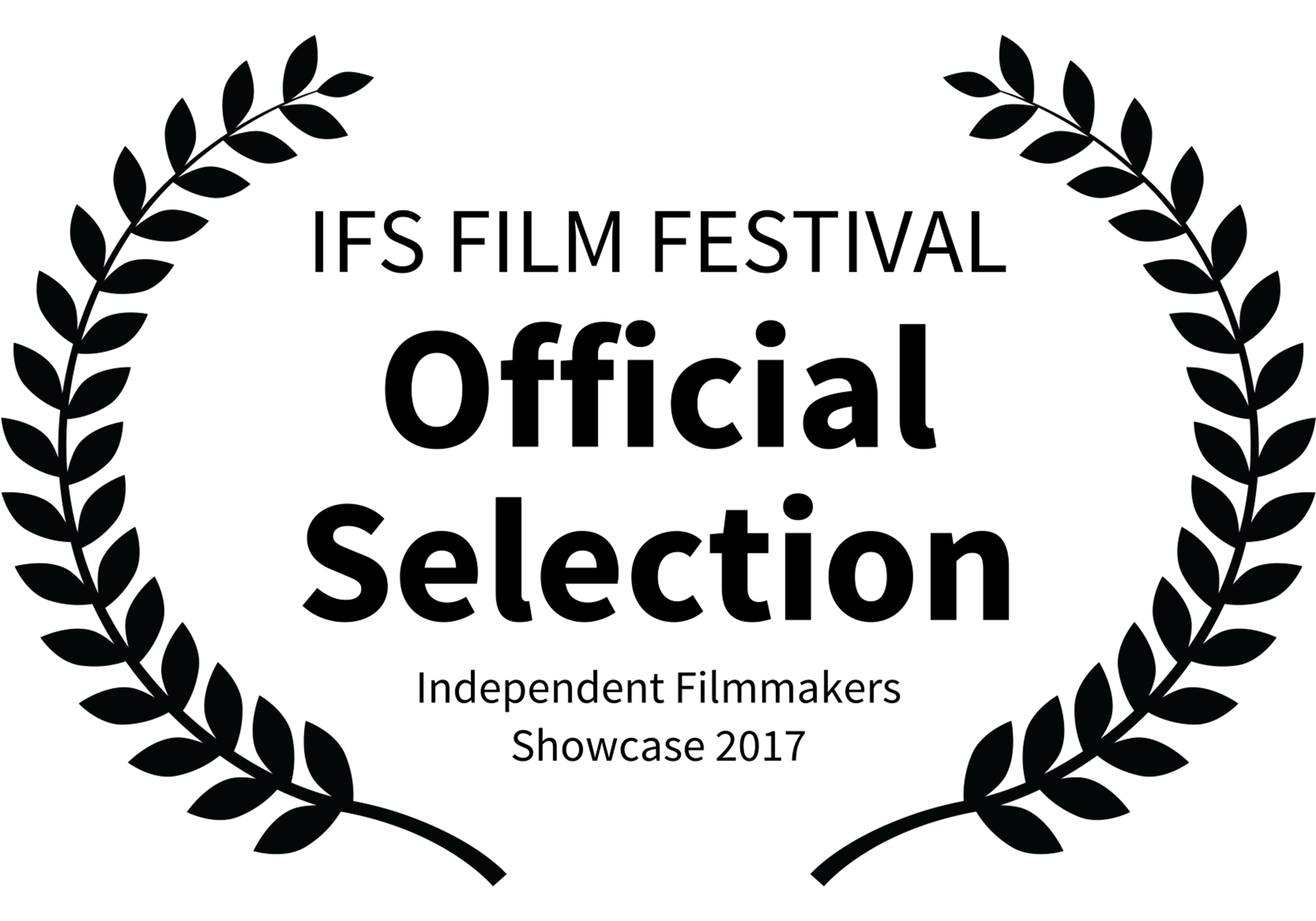 IFS FILM FESTIVAL - Official Selection - Independent Filmmakers Showcase 2017.png