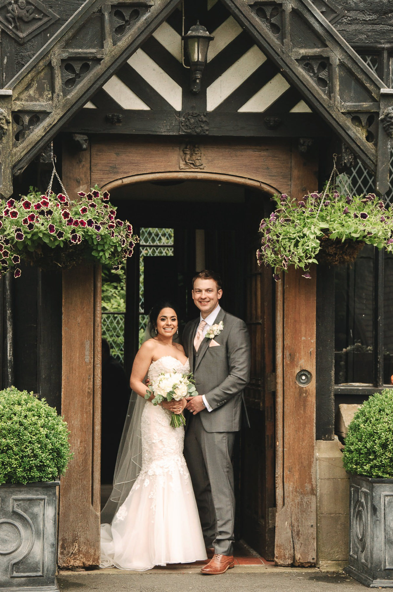 Steeped in amazing History - A true jewel in the crown in Lancashire, Samlesbury Hall's amazing grounds, period buildings, shepherds hut accommodation and maybe even a ghost or two, make this one of Lancashire most popular wedding venues.