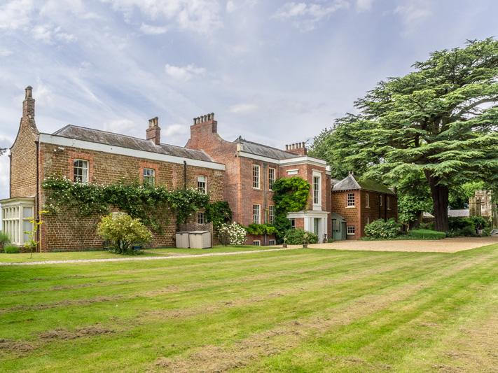 Ingoldisthorpe Hall -