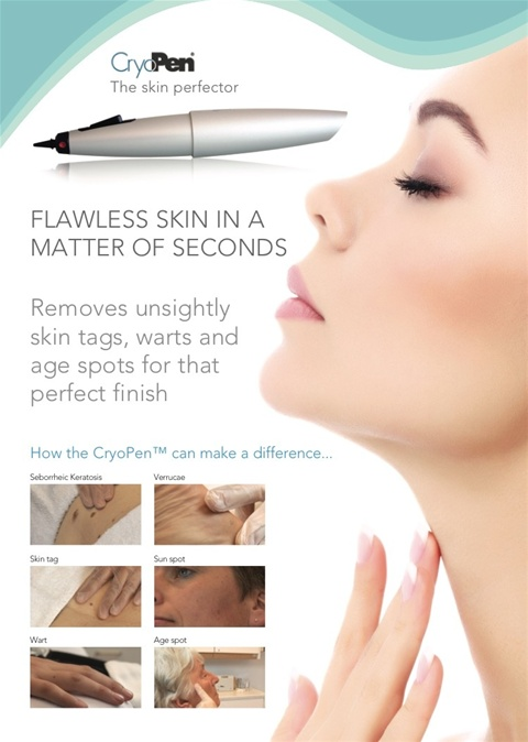 * Prices are different for skin lesions other than verrucae please see Cryoasthetics.