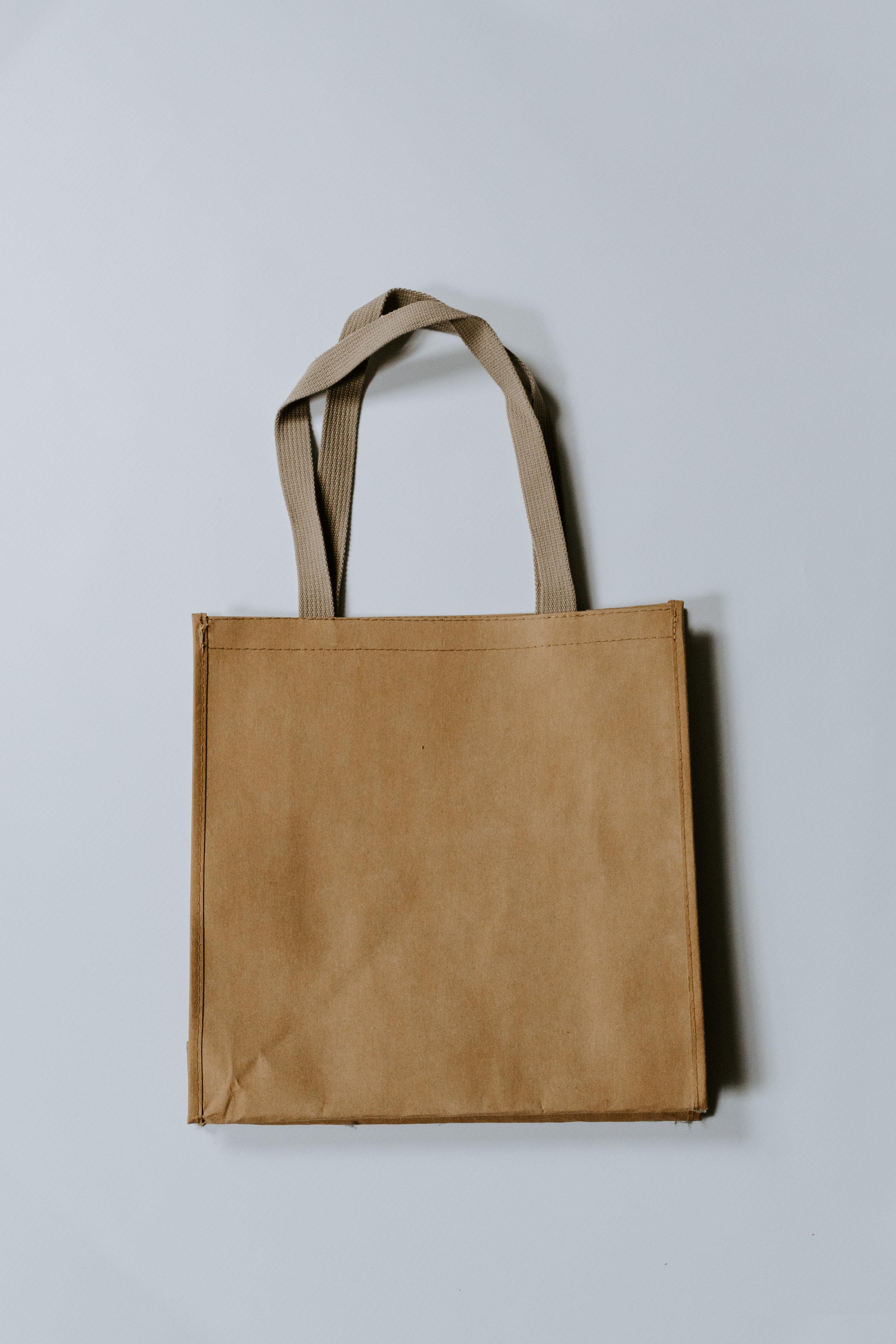 Get a bag.   -