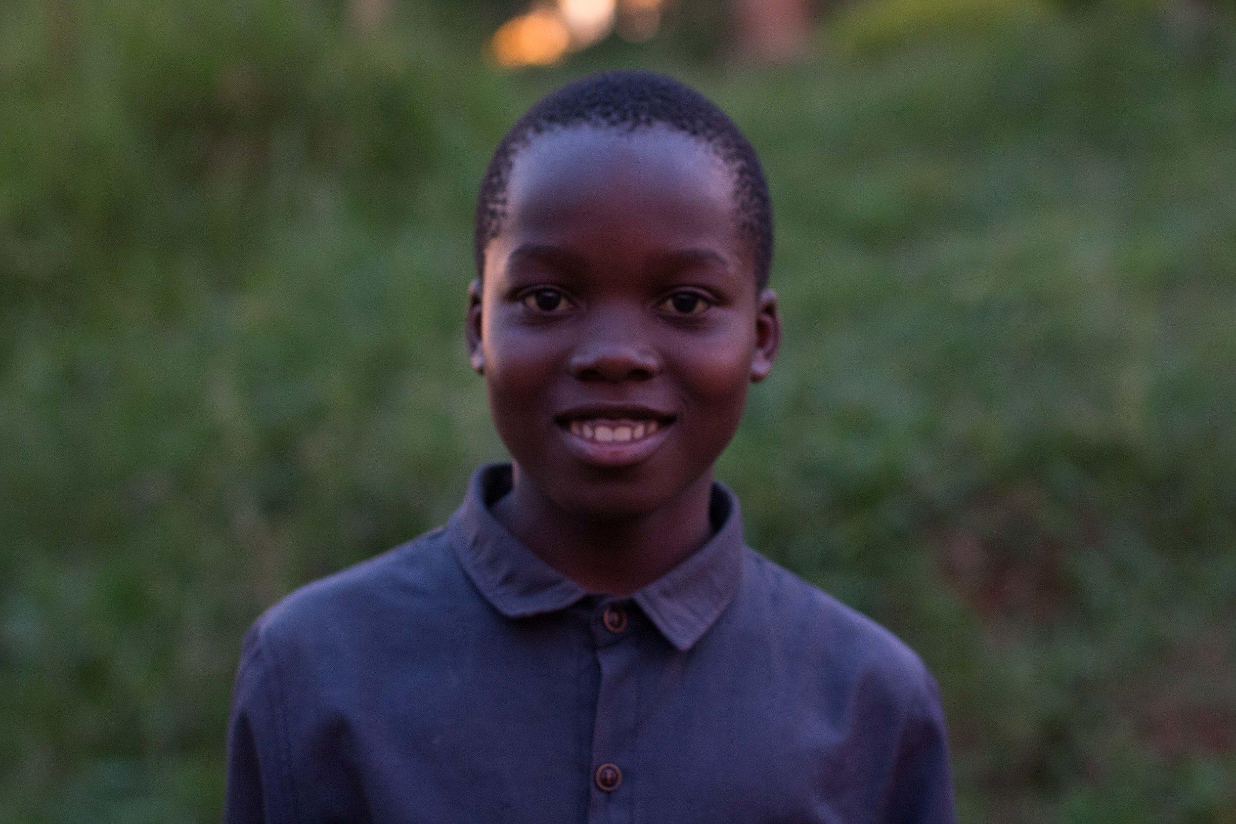 Isaac – Age 12