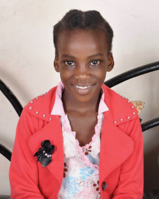 Marion – Age 7