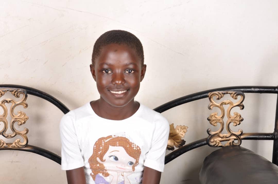 Shamila – Age 11