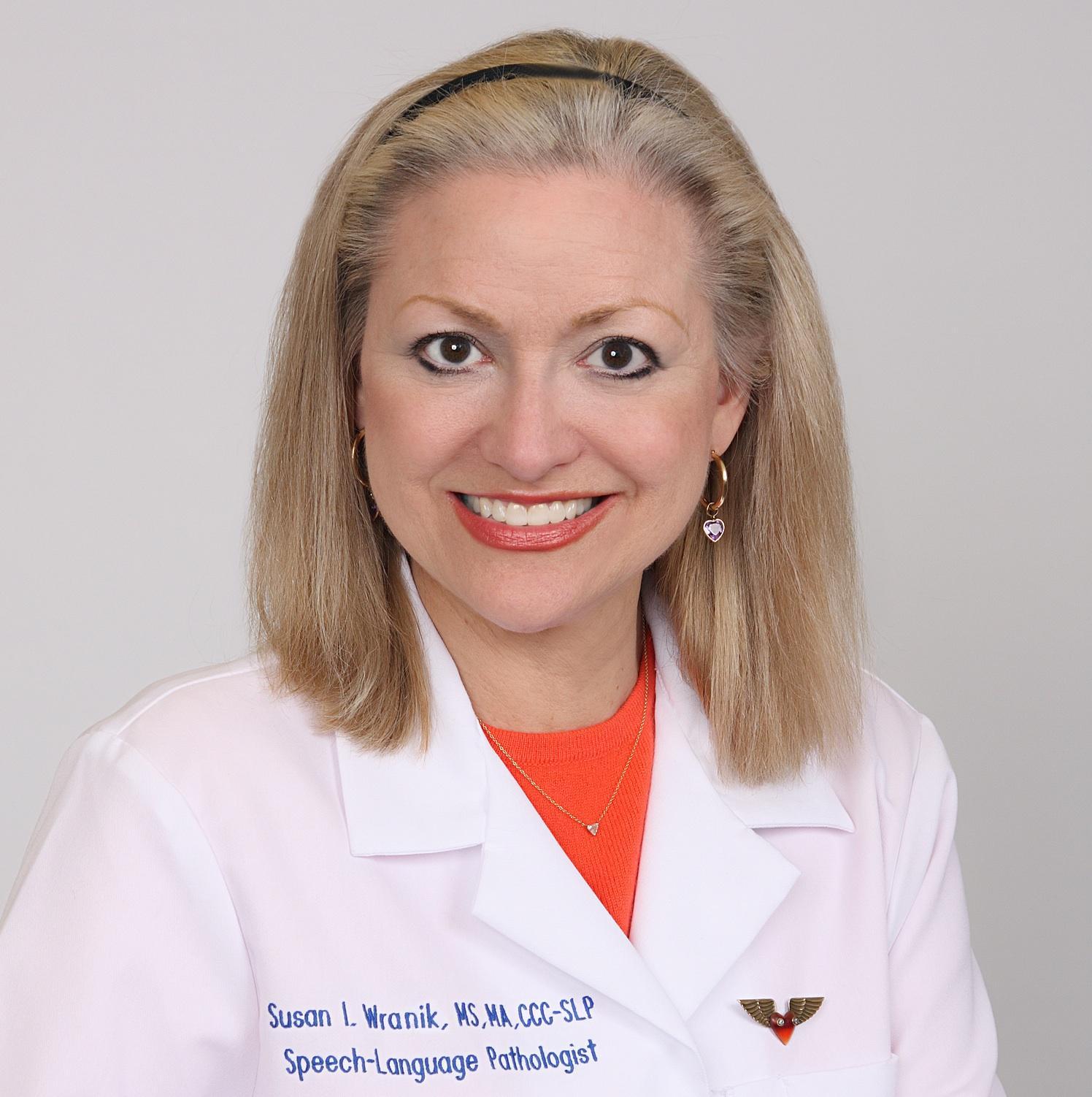 Susan I. Wranik, MS, MA, CCC-SLP