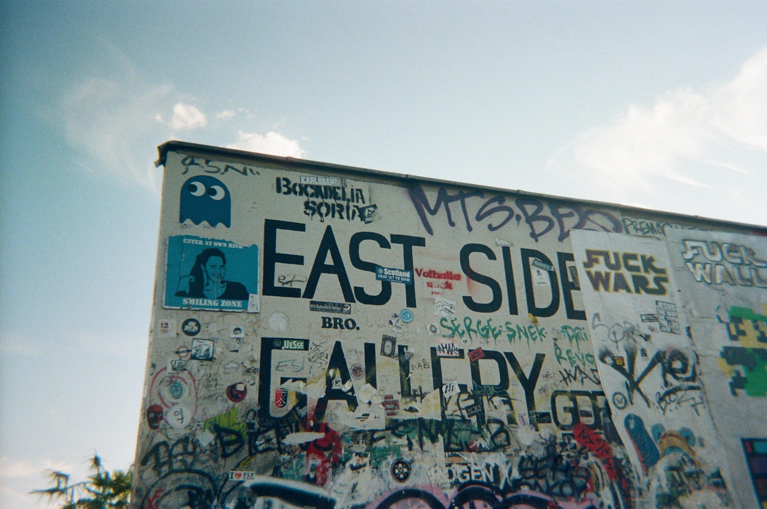 Berlin Wall, 2017
