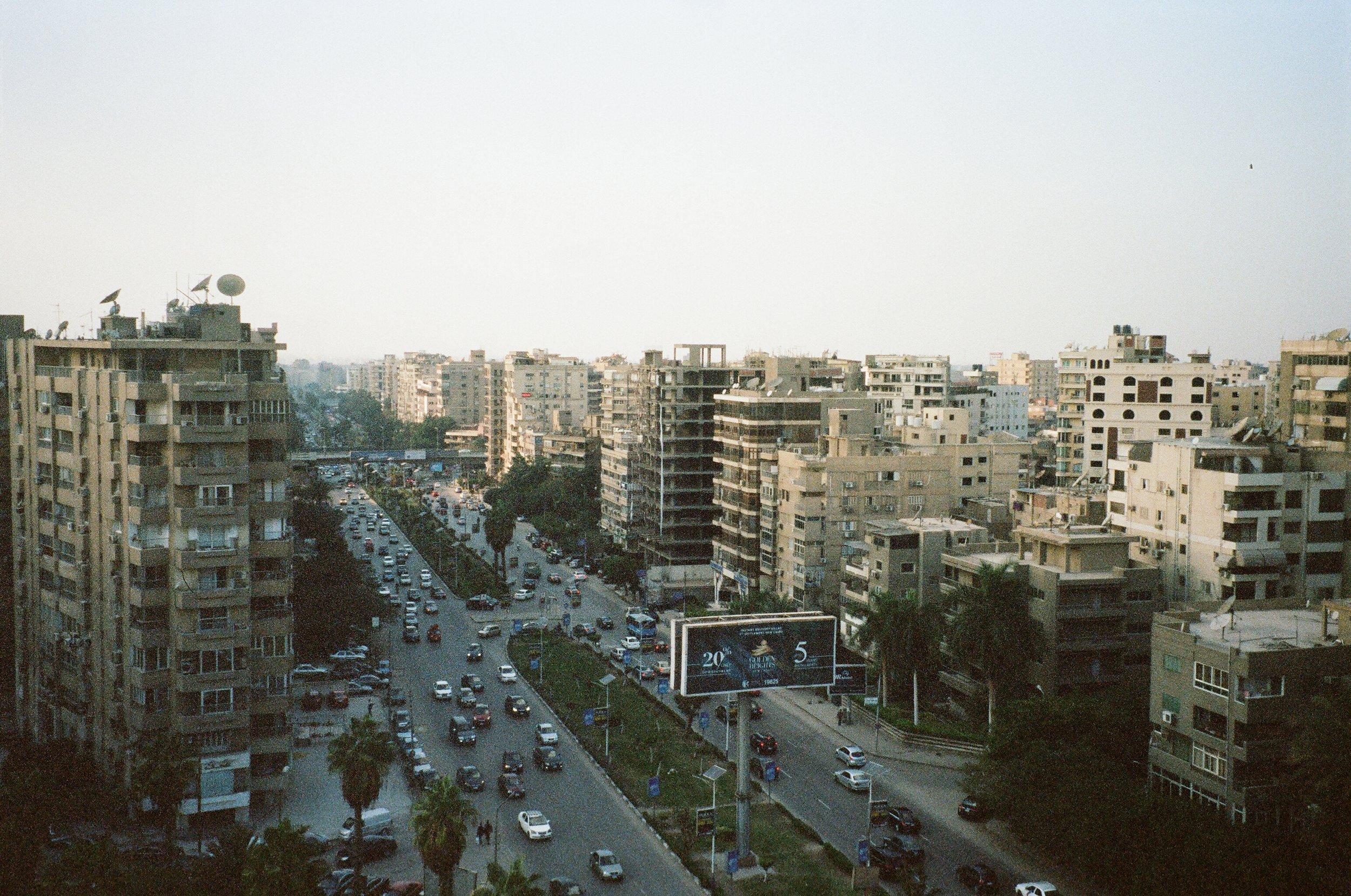 Cairo, 2018