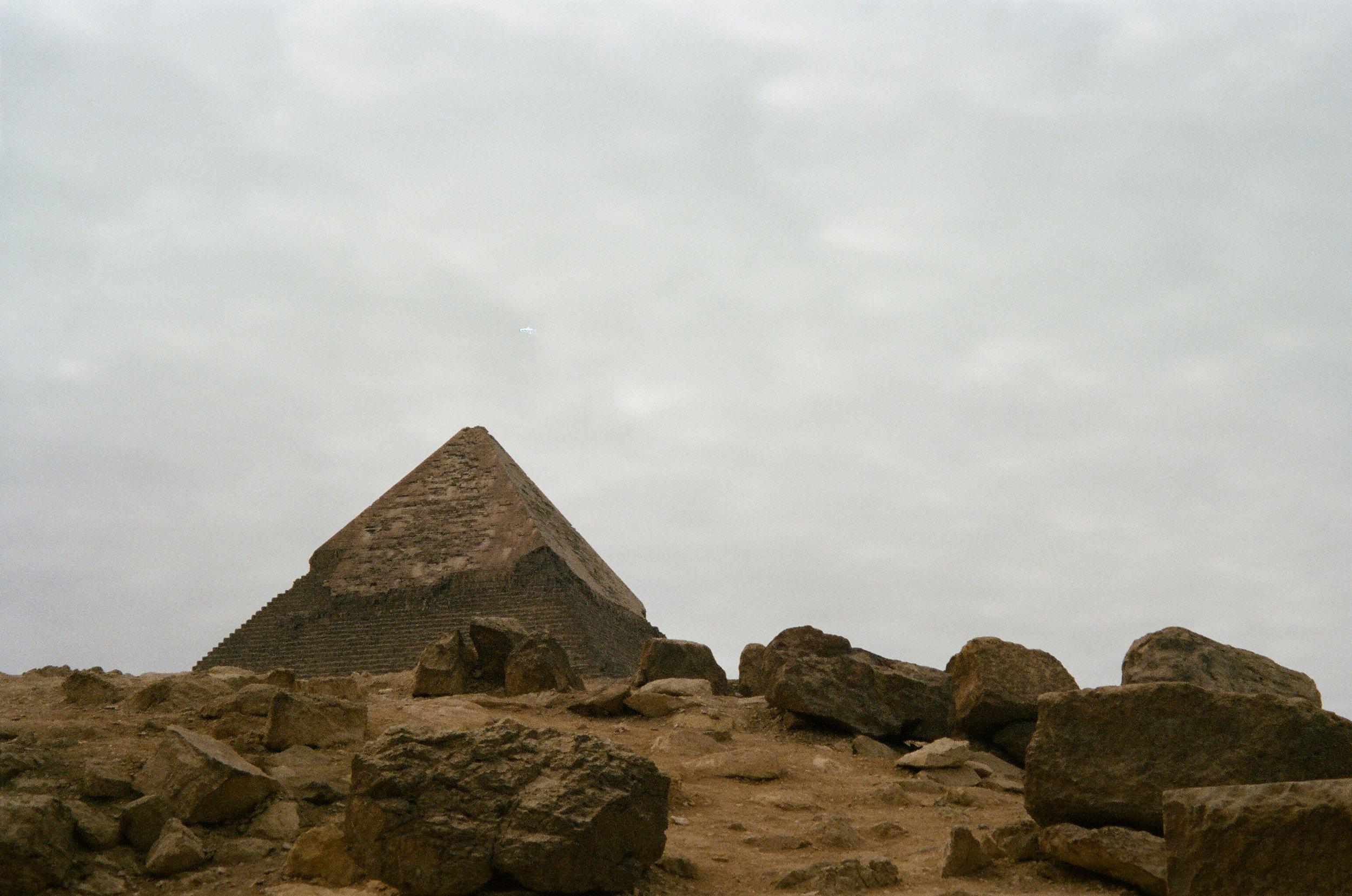Great Pyramids of Giza, 2018
