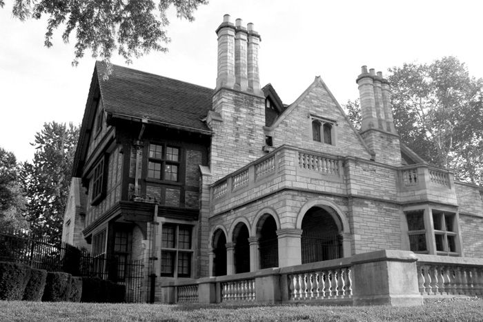 Willistead Manor - Original location for The Windsor Coin Club