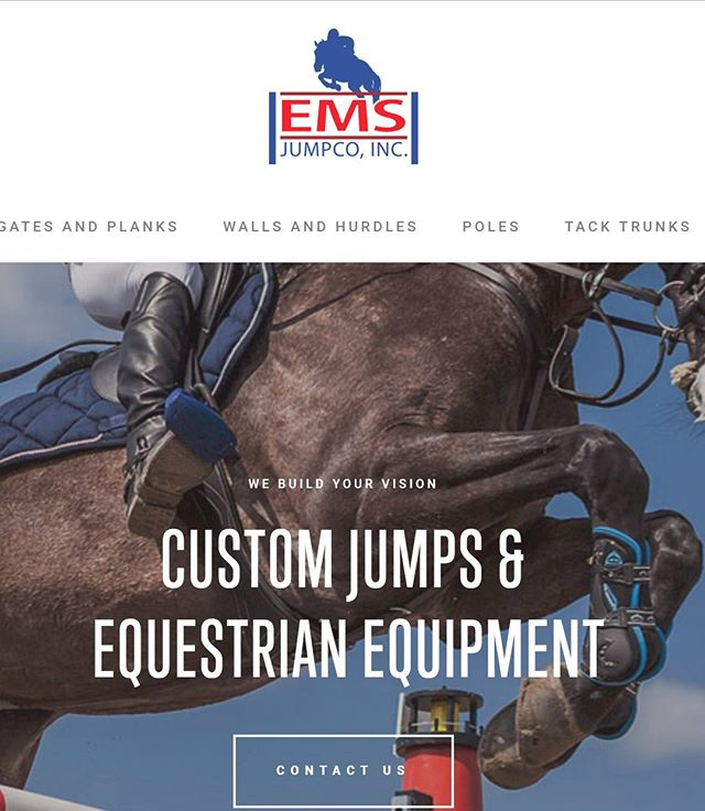 New website launched! - www.emsjumps.com -  Check out pricing & pictures of over 120 different products we build, sell & rent.