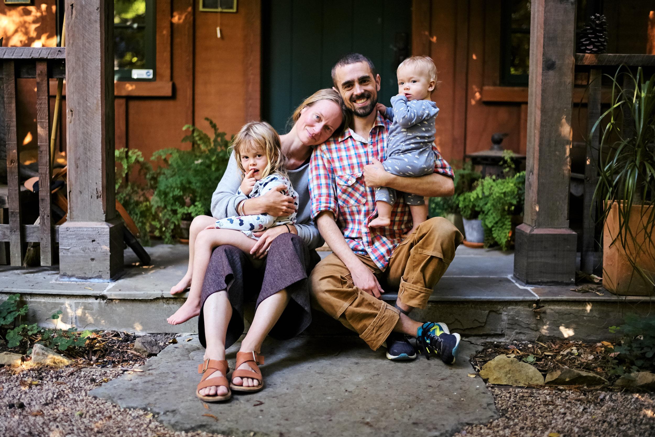 redwood paradise -