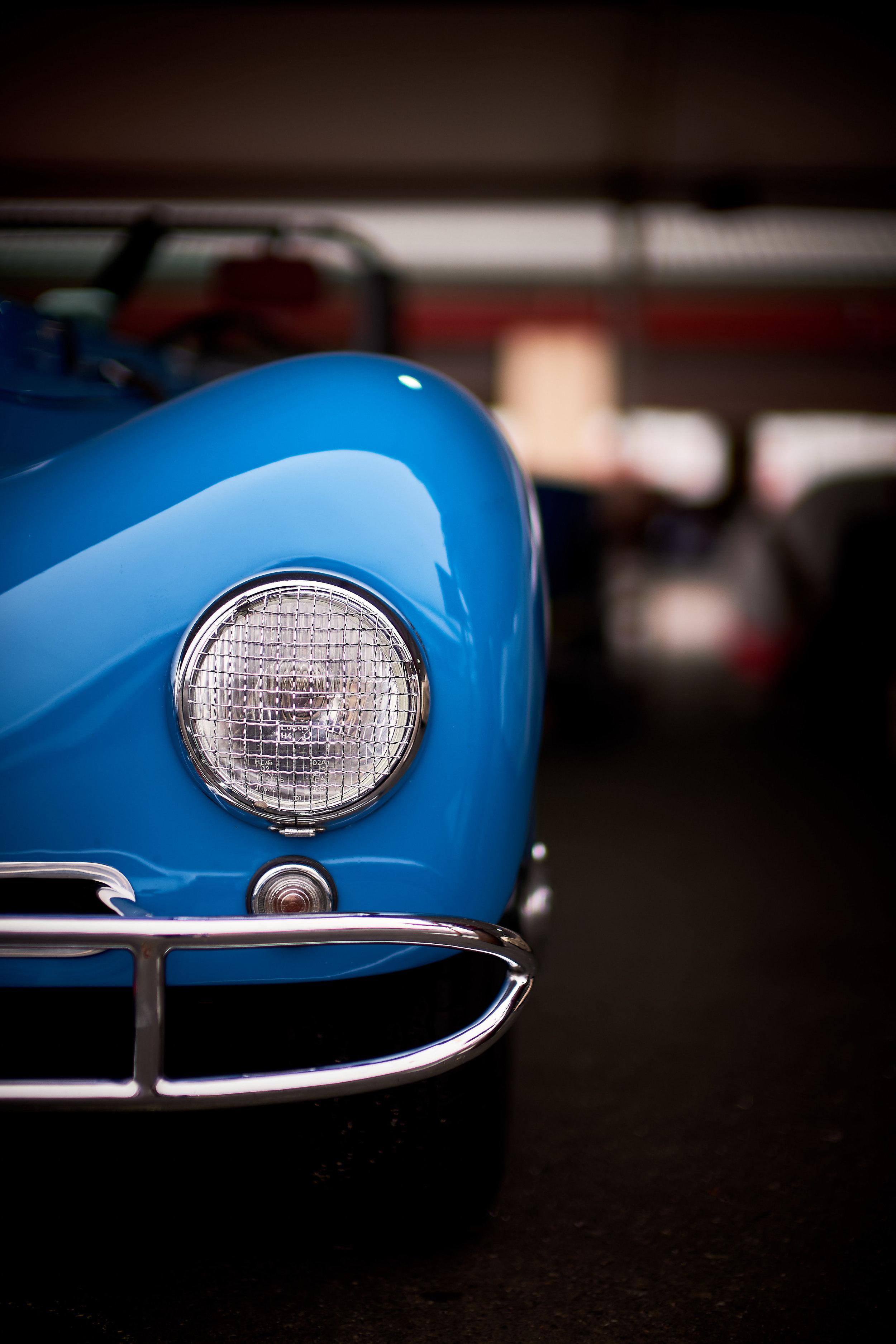 1950 Allard K2 / John Mote