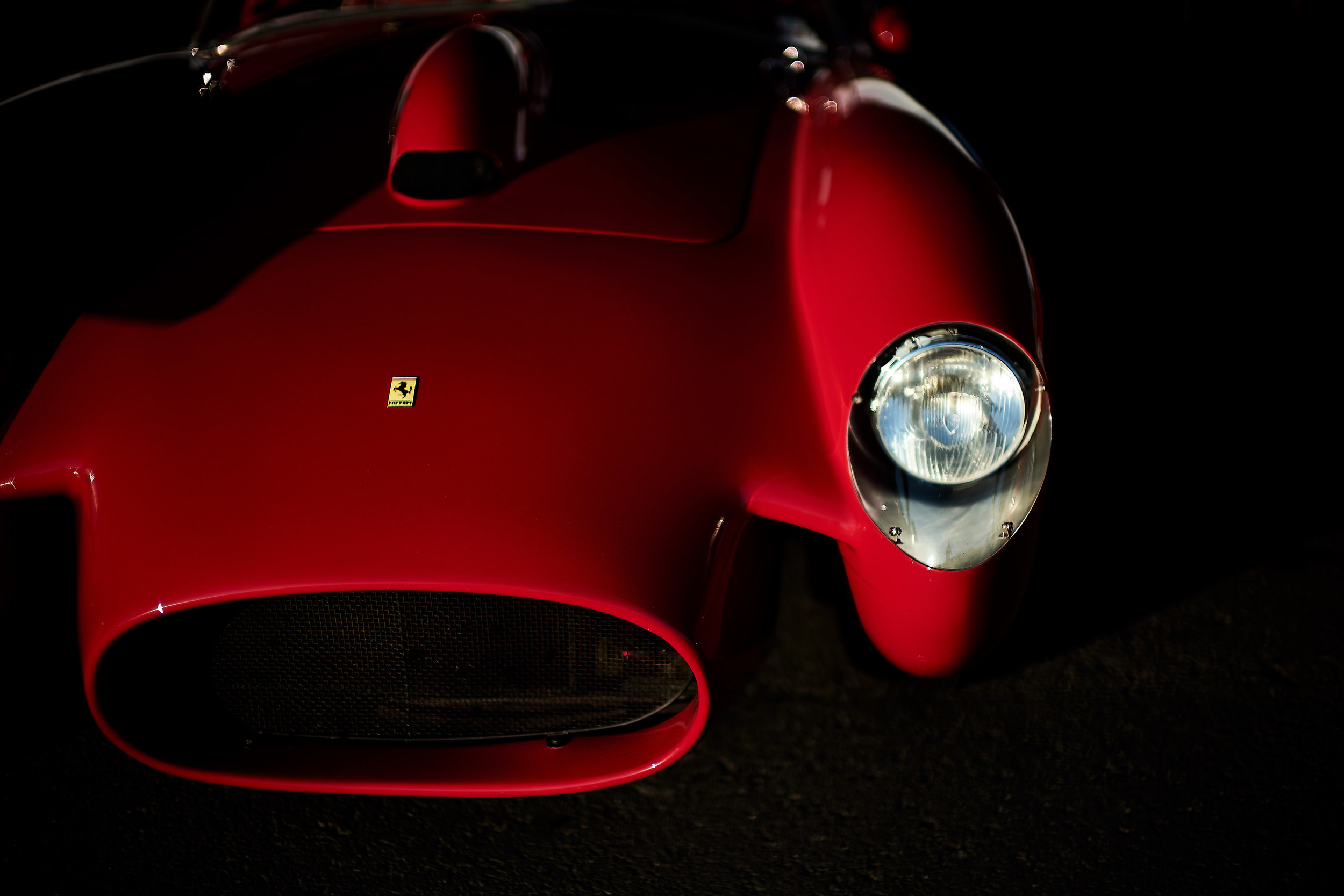 1957 Ferrari 250TR / Tom Price