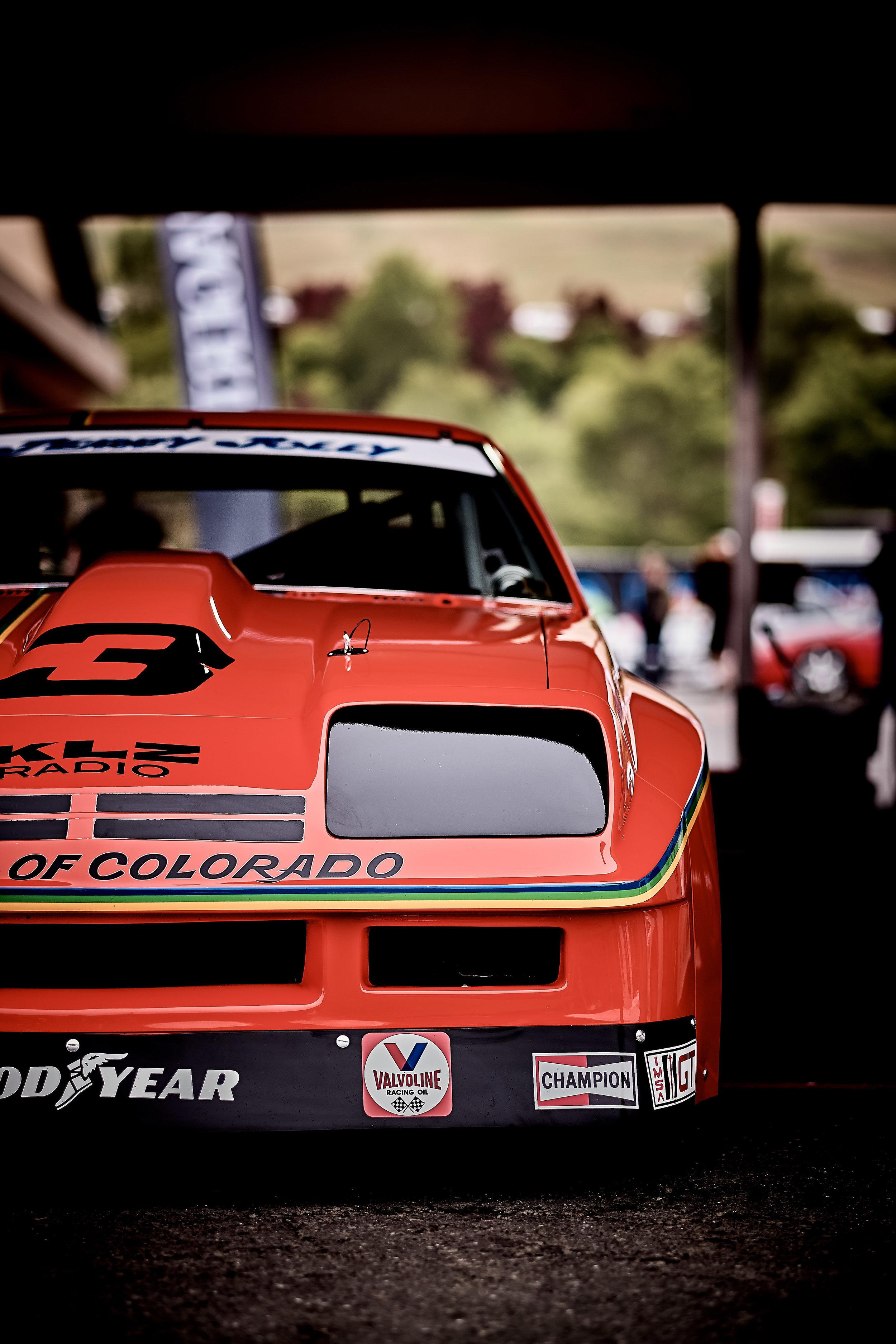 1976 DeKon Monza / Richard Goldsmith