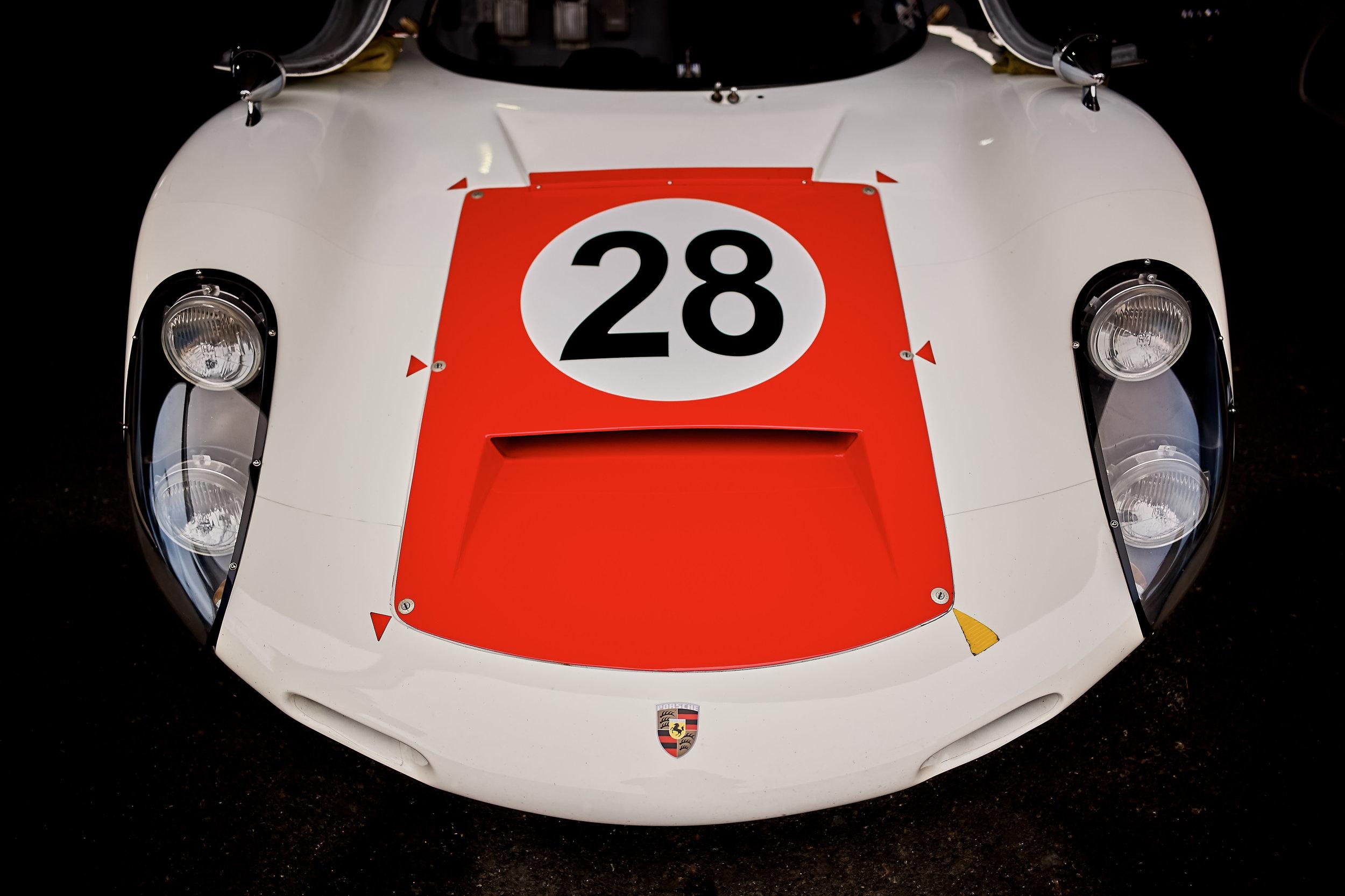 1967 Porsche 910 / Steve Thein