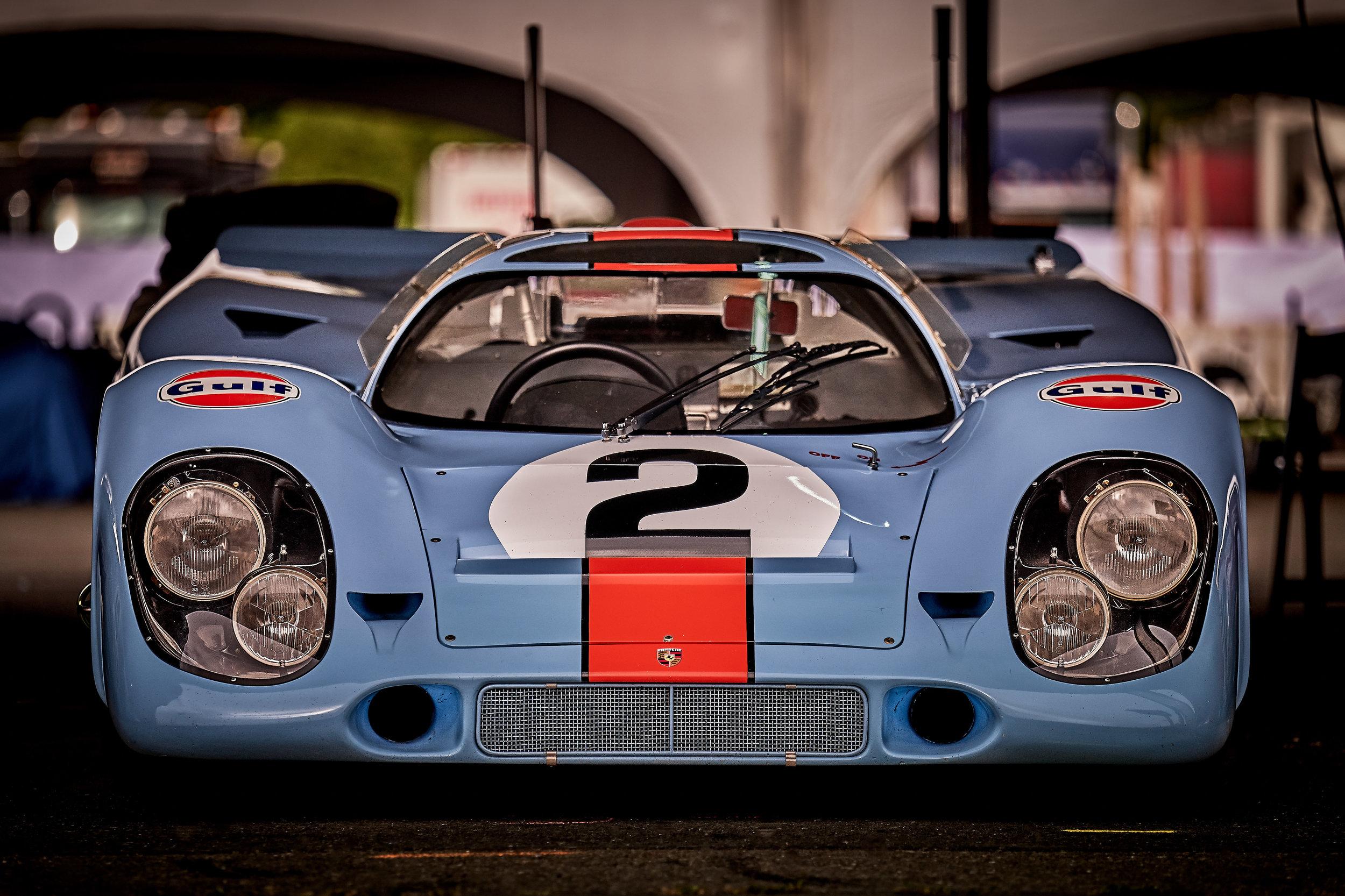 1969 Porsche 917K / Bruce Canepa