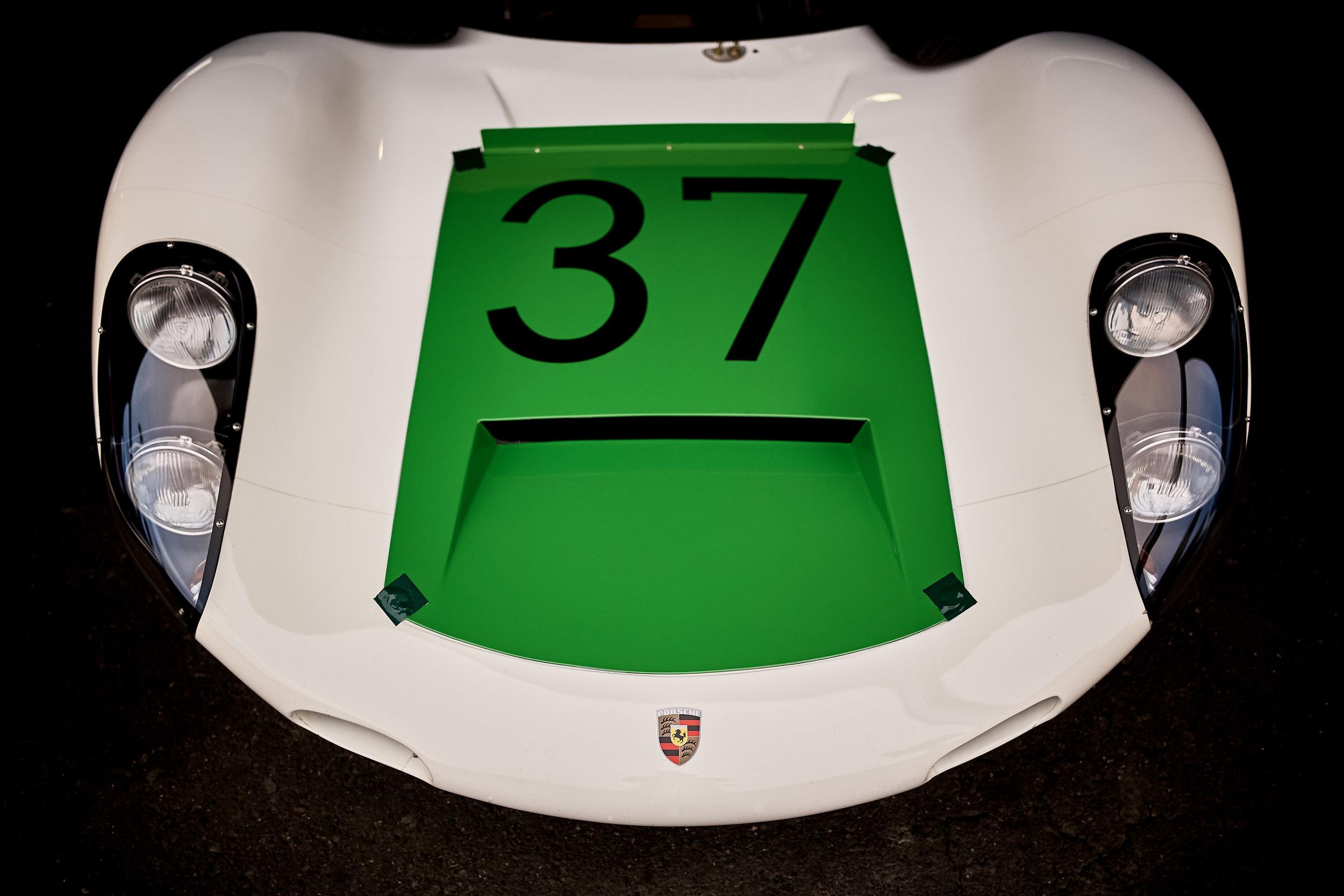 1967 Porsche 910 / Dave Hagan