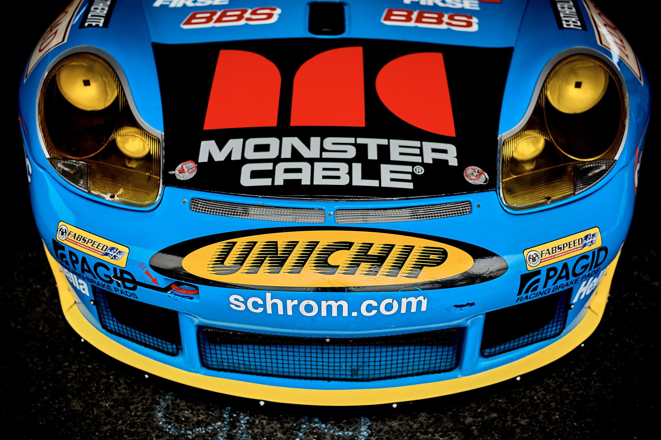 2003 Porsche GT3RS / Mark Mathis