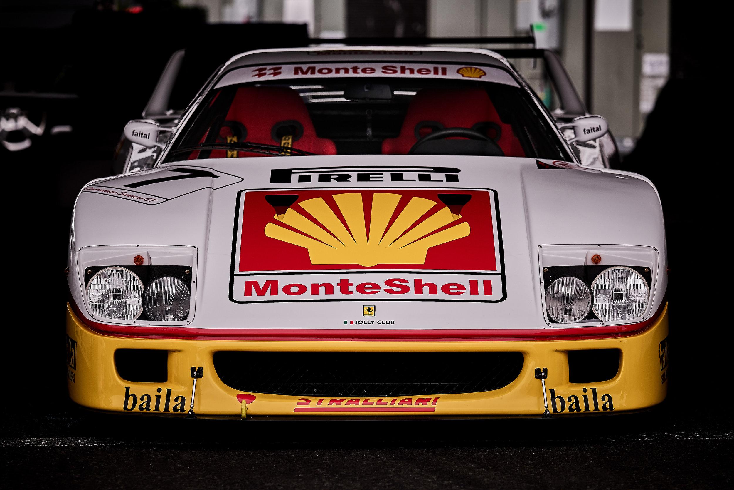 1992 Ferrari F40LM (Type 520)