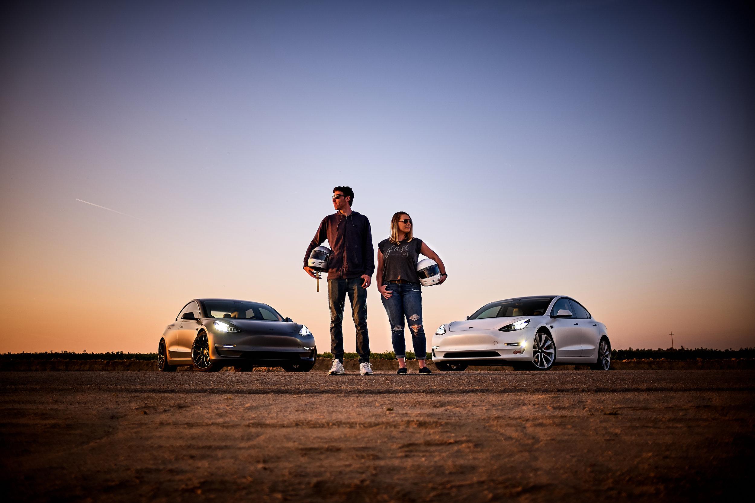 Tesla /Fast -