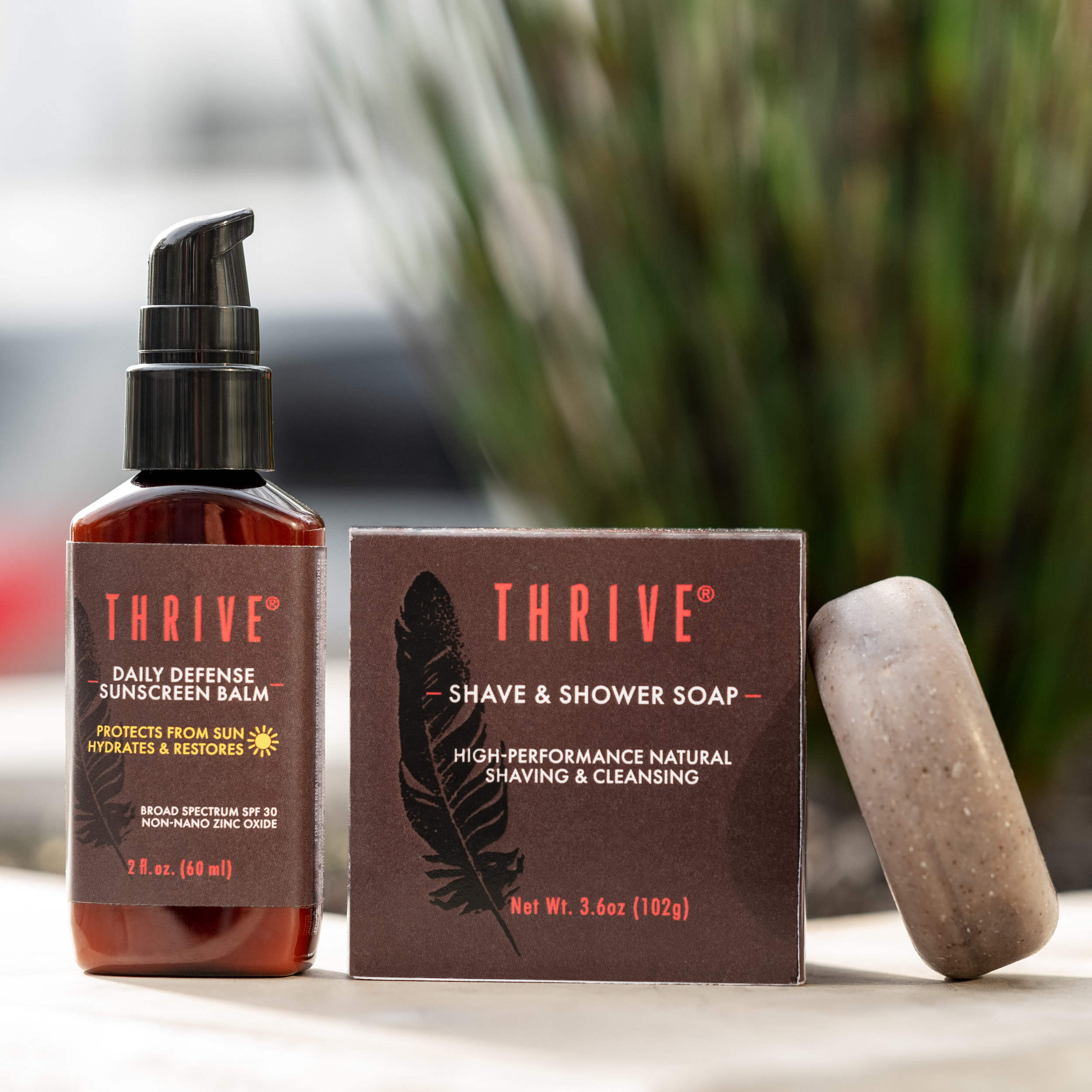 Thrivenaturalcare - A friend and founder of Thrive Natural Care, a premium line of men's grooming products with an innovative regenerative business model that goes beyond sustainability, came to me needing help for a special Amazon launch. I took on the challenge.