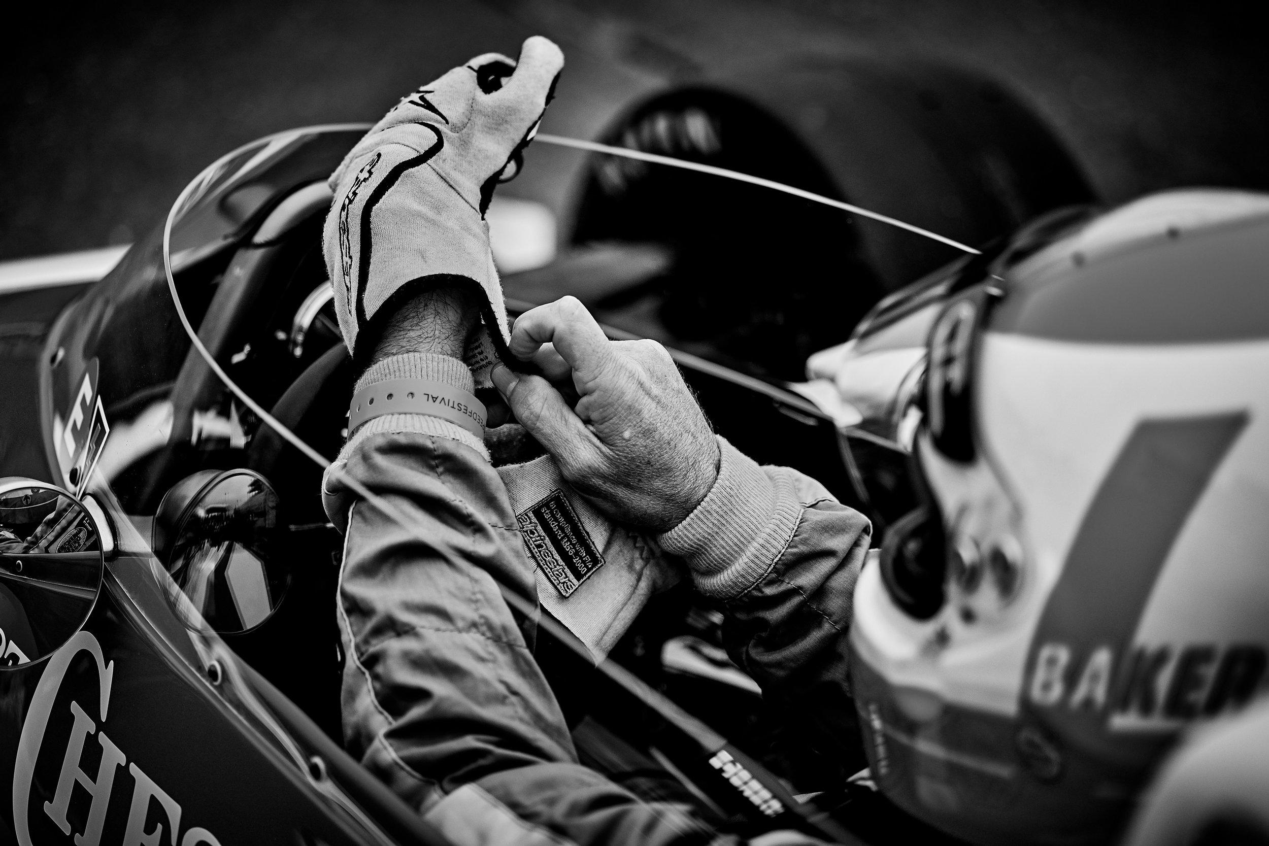 1976 McLaren M23 / Danny Baker