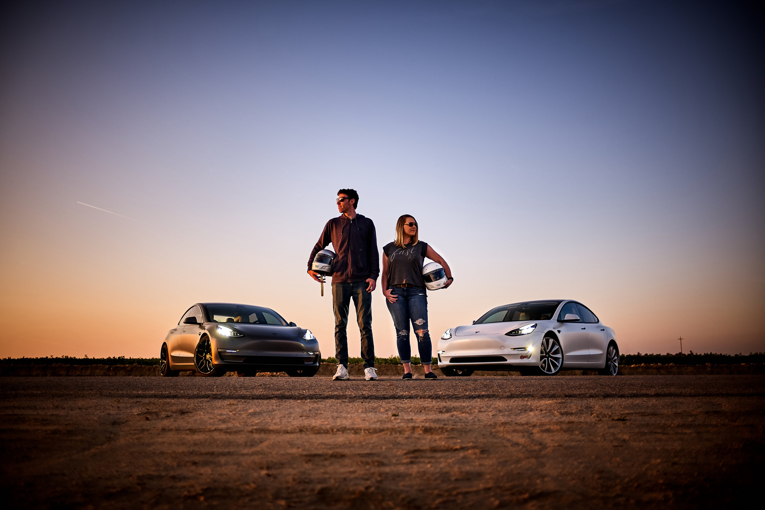 Tesla / Fast -